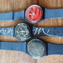 Swatch Swatch Gent Artist Special Set (GZ110+GZ111+GZ401) nouveau Belgique, Antwerp