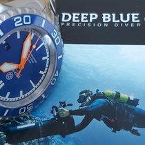 Deep Blue Stahl 45mm Automatik 648 van 1000 gebraucht