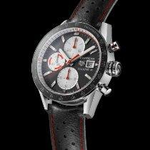 TAG Heuer Carrera Calibre 16 neu 2020 Automatik Chronograph Uhr mit Original-Box und Original-Papieren CV201AP.FC6429