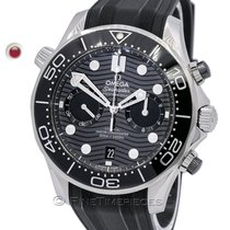 Omega Seamaster Diver 300 M 210.32.44.51.01.001 2020 pre-owned