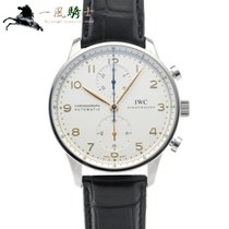 IWC Portuguese Chronograph IW371445 Bueno Acero 41mm Automático