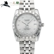 Tudor Classic Stahl 37mm Silber