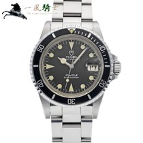 Tudor Submariner 76100 Fair Steel 40mm Automatic