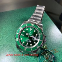 Rolex Submariner Date 116610LV 2014 подержанные