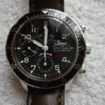 Sinn 103 Stahl 41mm Schwarz Deutschland, Bruchsal
