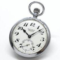 Seiko Reloj usados 1970 Paladio 50mm Arábigos Cuerda manual Solo el reloj