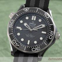 Omega Seamaster Diver 300 M Kerámia 43.5mm Fekete