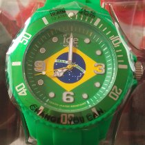 Ice Watch usados Cuarzo 45mm Verde Cristal mineral 10 ATM