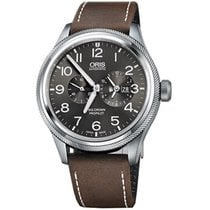 Oris Big Crown ProPilot Worldtimer Steel Grey
