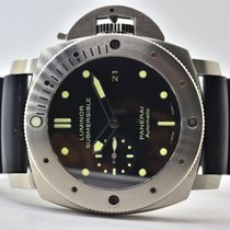 Panerai PAM00305 Tytan 2016 Luminor Submersible 1950 3 Days Automatic 47mm używany