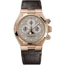Vacheron Constantin Overseas Chronograph Rose gold 42mm Brown United Kingdom, London
