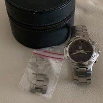 TAG Heuer CL111A Stahl 2003 Kirium 41mm gebraucht