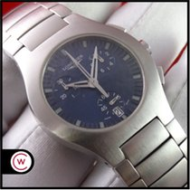 Longines Oposition Steel 35,5mm Grey No numerals