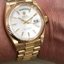 Rolex 1803 Or jaune 1976 Day-Date 36 36mm occasion France, Beausoleil