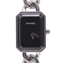 Chanel Première Acier 16mm Noir