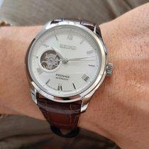 Seiko Presage Steel 38,3mm Silver
