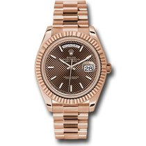 Rolex 228235 Rose gold Day-Date 40 40mm new United States of America, New York, New York