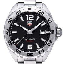 TAG Heuer Formula 1 Quartz nieuw 2020 Quartz Horloge met originele doos en originele papieren WAZ1112.BA0875