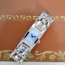 Audemars Piguet Promesse Stahl 35mm Blau Arabisch