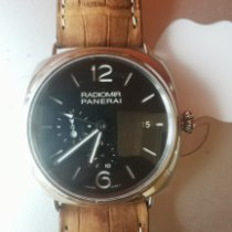 Panerai Radiomir 10 Days GMT PAM 00323 pre-owned