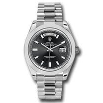 Rolex 228206 Platinum Day-Date 40 40mm new United States of America, New York, New York