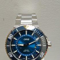 Oris Steel 43.5mm Automatic 01 743 7734 4185-Set new