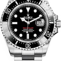 Rolex Sea-Dweller new Automatic Watch with original box and original papers 126600