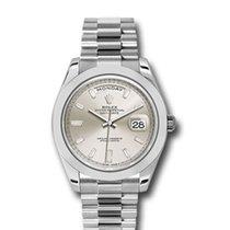 Rolex Day-Date 40 228206 Nenošené Platina 40mm Automatika
