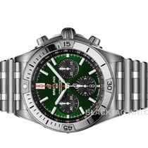 Breitling Chronomat new 2020 Automatic Chronograph Watch with original box and original papers AB01343A1L1A1