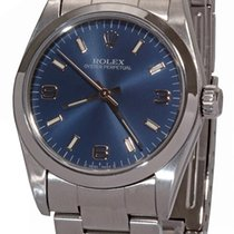Rolex Oyster Perpetual 31 Steel 31mm Blue Arabic numerals United States of America, Florida, Plantation