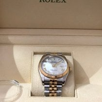 Rolex Datejust 116233 Very good Gold/Steel 36mm Automatic India, delhi