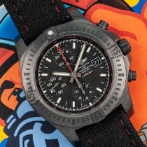 Breitling Colt Chronograph Automatic Steel 44mm Black No numerals United States of America, Oklahoma, Oklahoma City