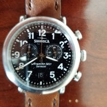 Shinola Acier 41mm Quartz 20095232 occasion