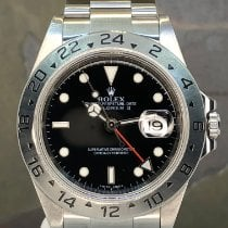 Rolex Explorer II Steel 40mm Black No numerals United States of America, New York, Troy