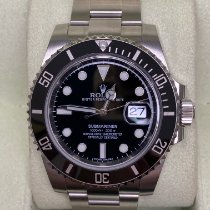 Rolex 116610LN Steel 2015 Submariner Date 40mm pre-owned United States of America, Florida, Boca Raton