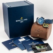 Breitling Superocean Héritage II 42 Steel 42mm Blue No numerals United States of America, Oklahoma, Oklahoma City