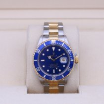 Rolex Submariner Date Gold/Steel 40mm Blue No numerals United States of America, Tennesse, Nashville