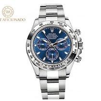 Rolex Daytona White gold 40mm Blue Arabic numerals United States of America, New York, New York