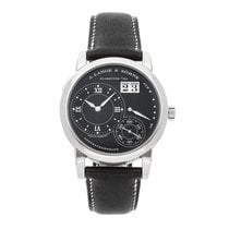 A. Lange & Söhne Lange 1 White gold 38.5mm Black Roman numerals United States of America, Pennsylvania, Bala Cynwyd