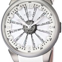 Perrelet Turbine XS Steel 41mm Mother of pearl Arabic numerals United States of America, New York, New York