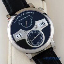 A. Lange & Söhne White gold 41.9mm Manual winding 140.029 pre-owned