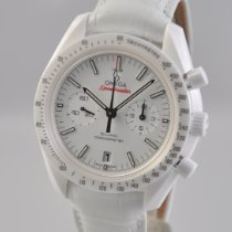 Omega Speedmaster Professional Moonwatch Ceramic 44.25mm White No numerals United States of America, Ohio, Mason