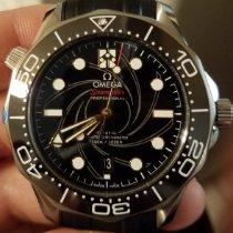 Omega Seamaster Diver 300 M Steel 42mm Black No numerals United States of America, California