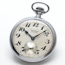 Seiko Reloj usados 1961 Paladio 50mm Arábigos Cuerda manual Solo el reloj