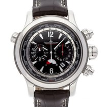 Jaeger-LeCoultre Master Compressor Extreme World Chronograph Steel Black United States of America, Florida, North Miami Beach