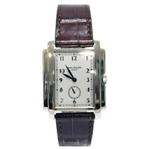 Patek Philippe White gold 30mm Manual winding 5024G pre-owned