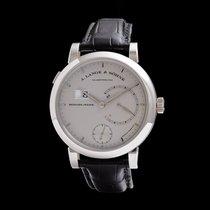 A. Lange & Söhne Lange 31 Platinum 46mm Silver No numerals