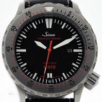 Sinn U212 Steel 47mm Black