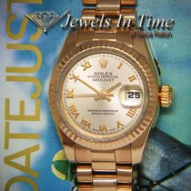 Rolex Lady-Datejust 179175 2002 pre-owned