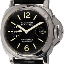 Panerai Luminor Marina Automatic Steel Black United States of America, Texas, Austin